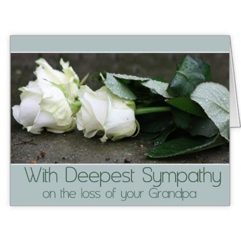 loss of sympathy quotes loss of grandfather quotesgram