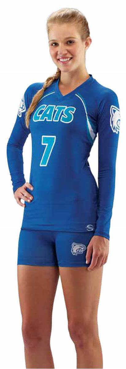 Volleyball Jersey Ace Sublimated Teamwork Prosphere Custom