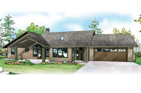 Ranch House & Home Plans