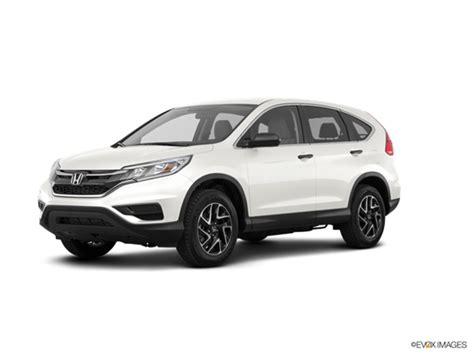 Honda Crv Backgrounds by 2016 Honda Cr V Kelley Blue Book