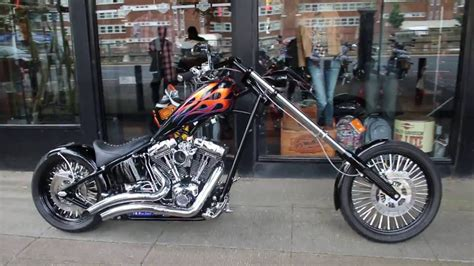 2005 Harley-davidson Custom Chopper Special @ West Coast