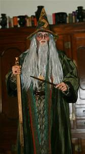 Bright Eyes Belt Light Wizard Costume By Christine Demerchant Has Many Elaborate
