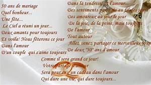 Cadeau 50 Ans De Mariage Parents : top du meilleur carte anniversaire de mariage avec texte gratuite imprimer ~ Melissatoandfro.com Idées de Décoration