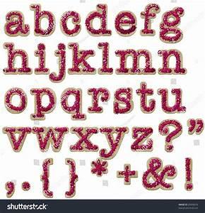 cardboard glitter letters stock photo 29958076 shutterstock With glitter cardboard letters