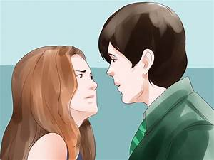 3 Easy Ways To Kiss A Stranger  With Pictures