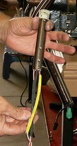 La Choppers Twin Peaks Bagger Bars Install