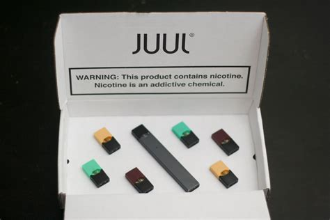 E-cigarette Maker Juul Sued For Allegedly Targeting Young
