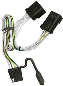 Jeep Trailer Wiring Harnes 2000 by 2000 2010 Jeep Grand Trailer Hitch Wiring Kit