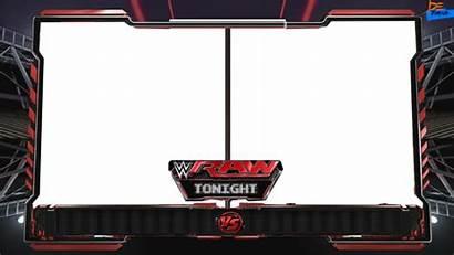 Wwe Raw Match Template Clipground Clip