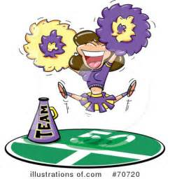 Cheerleader Clip Art Free