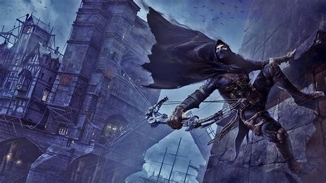 thief wallpaper  background image  id