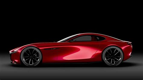 Mazda Rx Vision Concept Car by Mazda Shows The Future Of Vroom With The Rx Vision Concept