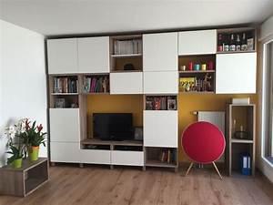 Ikea Meuble Salon : album 4 banc tv besta ikea r alisations clients s rie 1 deco felicidad pinterest ~ Teatrodelosmanantiales.com Idées de Décoration