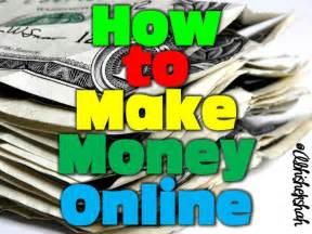 How Make Money Online