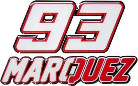 Marc Marquez 93 Logo - Cliparts.co