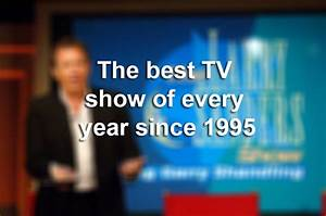 The best TV show of every year since 2000, according to ...