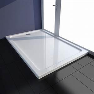 Plissee 80 X 120 : brodzik prysznicowy prostok tny abs bia y 80 x 120 cm sklep internetowy ~ Markanthonyermac.com Haus und Dekorationen