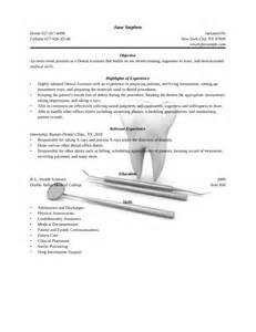 resume template for engineering freshers resume exles dental assistant resume sales dental lewesmr