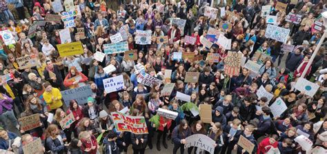 Youth Strike 4 Climate: Hundreds of Cambridge students ...