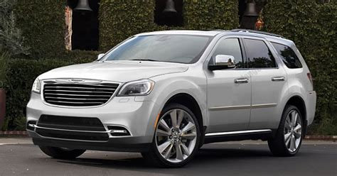 2018 Chrysler Aspen Old Name For New Suv  2018 2019