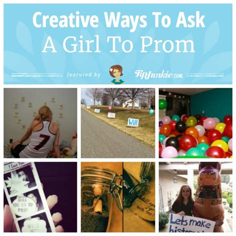 20 Creative Ways To Ask Someone Out {prom, Dance, Date
