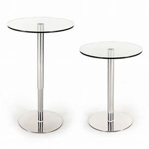 Table Haute En Verre : quelques liens utiles ~ Teatrodelosmanantiales.com Idées de Décoration