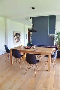 1000 idees sur le theme coin salle a manger sur pinterest for Deco cuisine avec chaise salle a manger bois et tissu