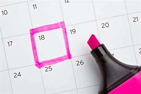 How Do I Calculate My Menstrual Cycle Kamdora
