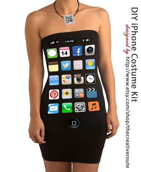 iphone costume 17 best images about diy disfraces maquillajes on