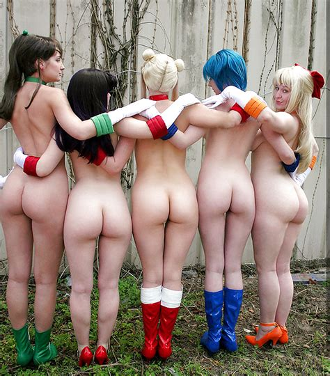 Naked Girl Groups 77 Five Colorful Russian Girls 22