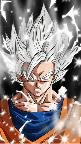 goku ultra instinct mastered wallpaper  poder