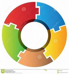 Circle Diagram Stock Illustration  Illustration Of Graphic