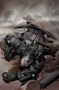 Iron Man 2 War Machine Armor