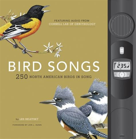 bird songs 250 north american birds in song bird