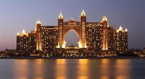 Wallpaper, Atlantis, Dubai, Hotel, Night, Resort, Sea