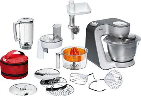 Bosch Mum56s40 Küchenmaschine Styline Mum5 Test