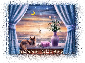 bonsoirbonne soiree gifs animes page 17