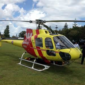 Helicopter Shark Patrols Will Begin Along The South West