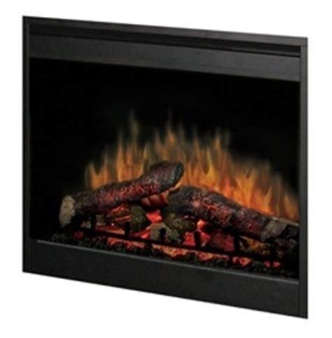"""Dimplex DF2600L 26"""" Plug In RV Electric Fireplace"""
