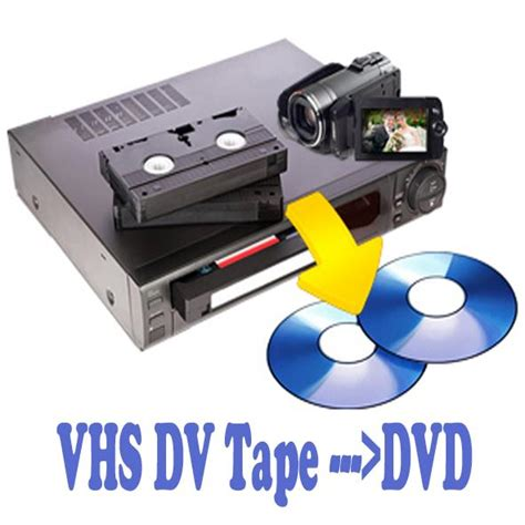 mini dv cassette to dvd vhs mini dv transfer to dvd conversion services