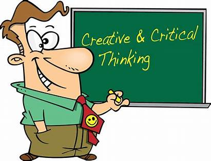 Thinking Creative Clipart Critical Mind Development Concise