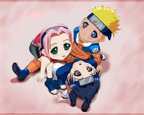 naruto cute wallpapers wallpaper cave