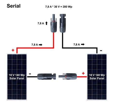 Solar Cell Wiring Diagram Pdf by Solar Panel Parallel Connection Diagram Circuit Diagram