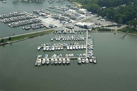 Yacht Basin by Anchor Yacht Basin Inc In Edgewater Md United States