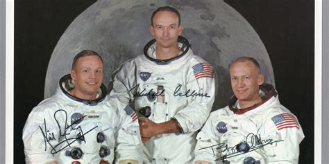 nasa signatures and neil armstrong s autograph are cheap but won t be for inverse