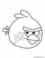 Angry Coloring Birds Pages Bird Drawing Reindeer Rudolph Nosed Central Colour Printable Sheets Pig Coloringpagecentral Clipartmag Getcolorings sketch template