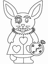 Coloring Pages Cartoons Alice Colouring Alice3 Carter Vardo Wonderland Rabbit Printablecolouringpages Larger Credit Miscellaneous Coloringpages101 Printable Pdf sketch template