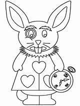 Coloring Pages Cartoons Alice Colouring Alice3 Carter Wonderland Rabbit Vardo Popular Cardcaptors Printablecolouringpages Larger Credit Coloringpages101 Miscellaneous Pdf sketch template