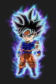 goku ultra instinct art wallpaper  android apk