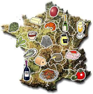 cuisine par region la grande cuisine cuisine rgionale
